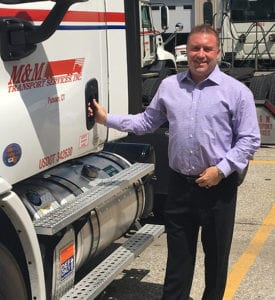 Family owned and operated by Mark Warsofsky as well as his son Adam working his way through the ranks. They have a whole team of experienced freight professionals